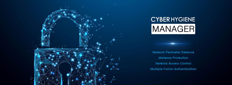 Website Banner Cyber Hygiene Manager