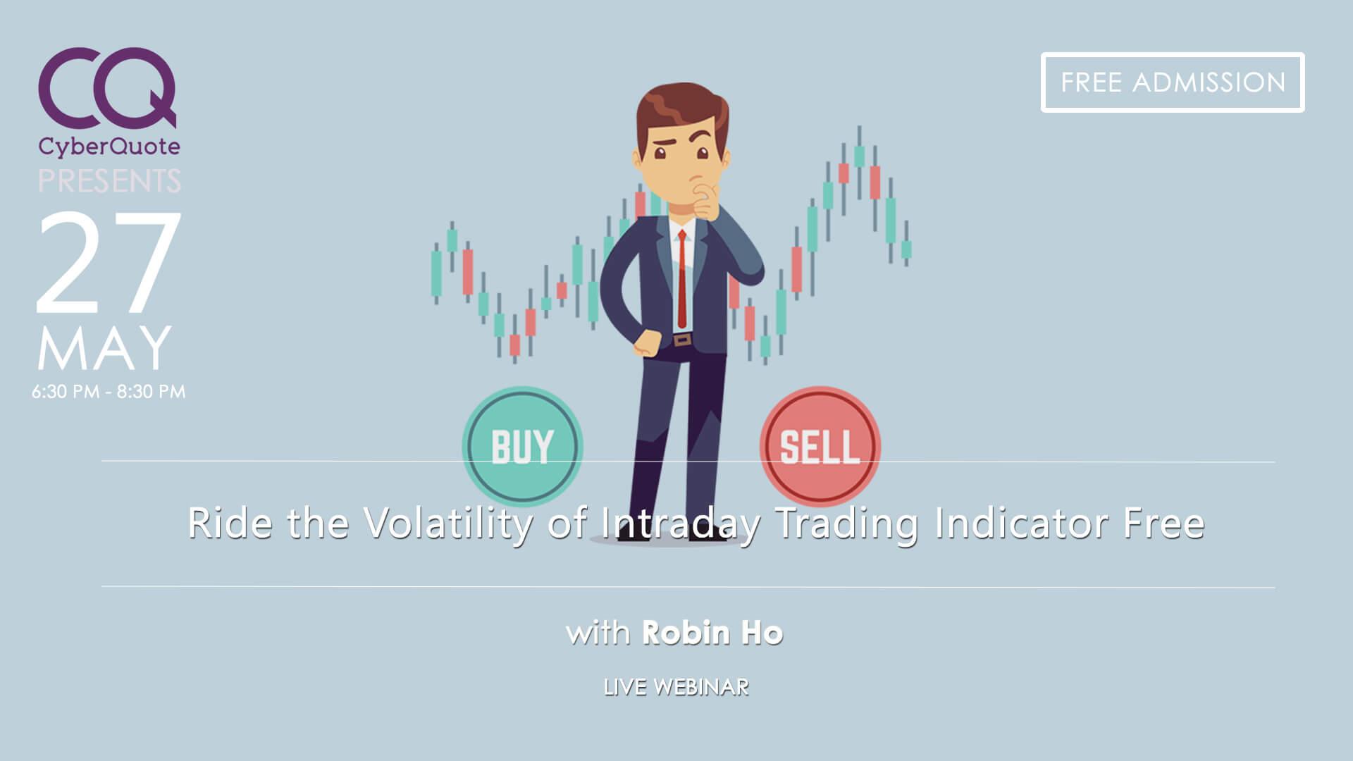 Live Webinar MTM Ride the Volatility 27 May Digital Links Cover