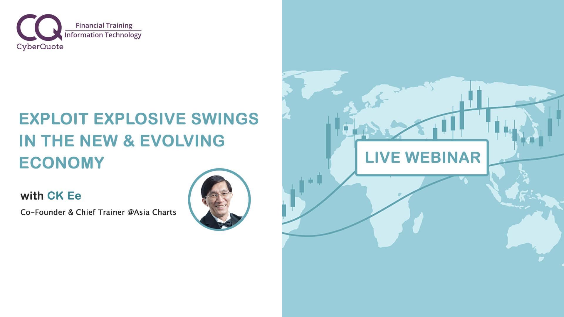 Exploit Explosive Swings New Evolving Digital Links Cover