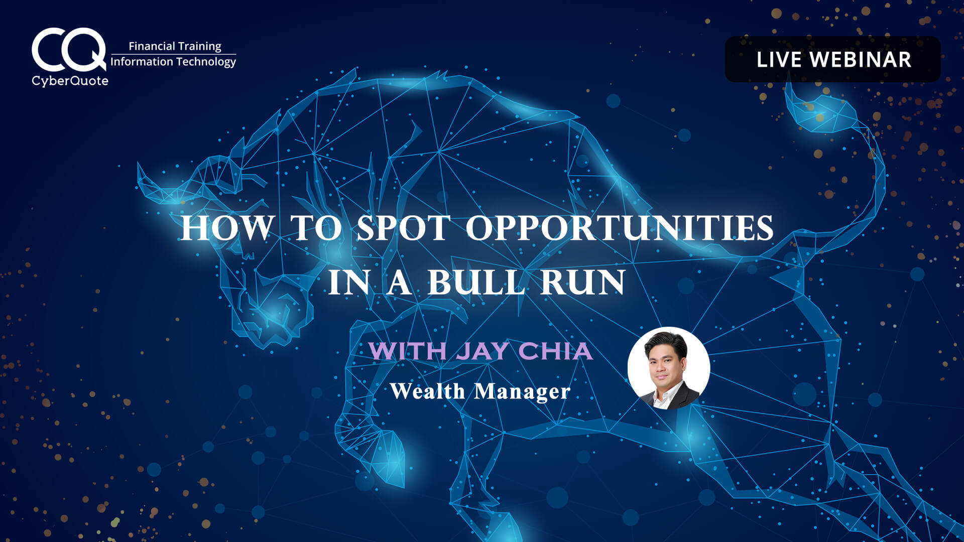 How to Spot Opportunities in a Bull Run Digital Links Cover