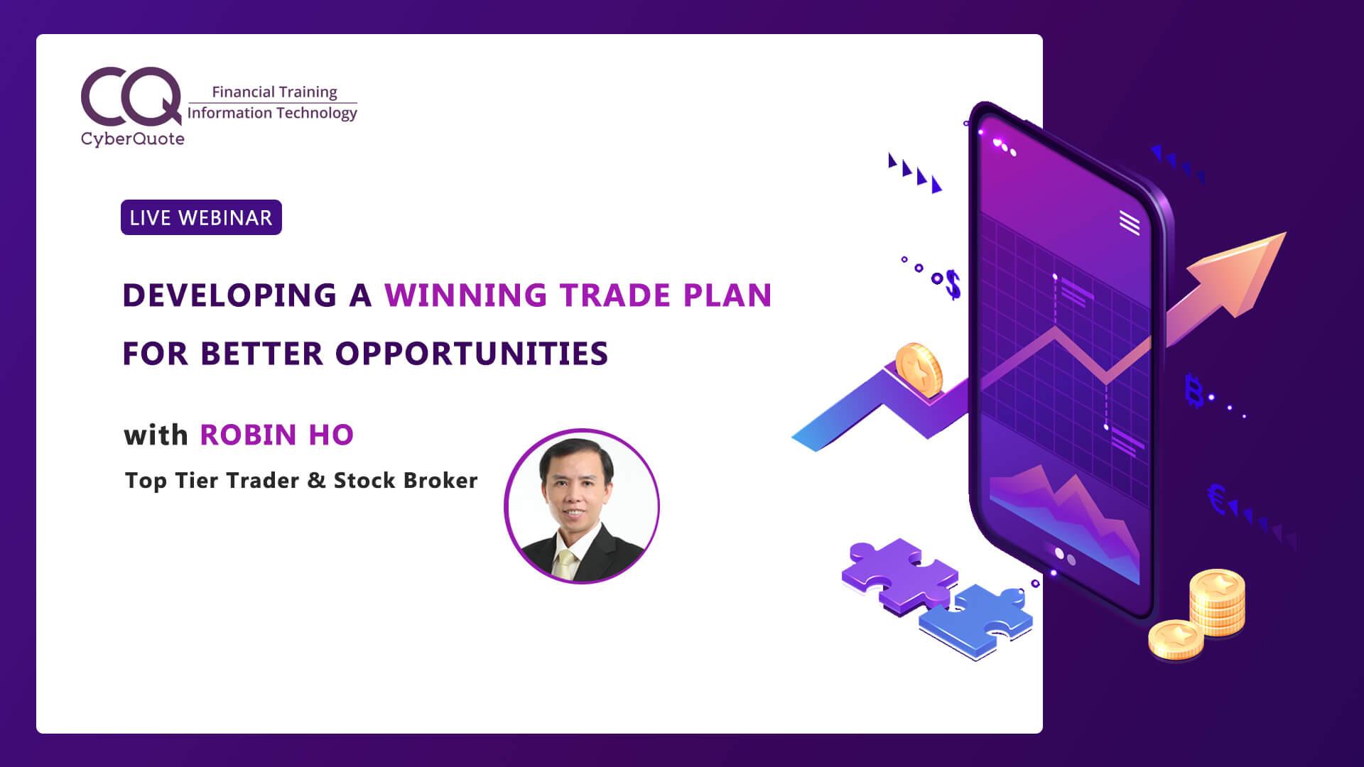 Developing a Winning Trade Plan Digital Links Cover