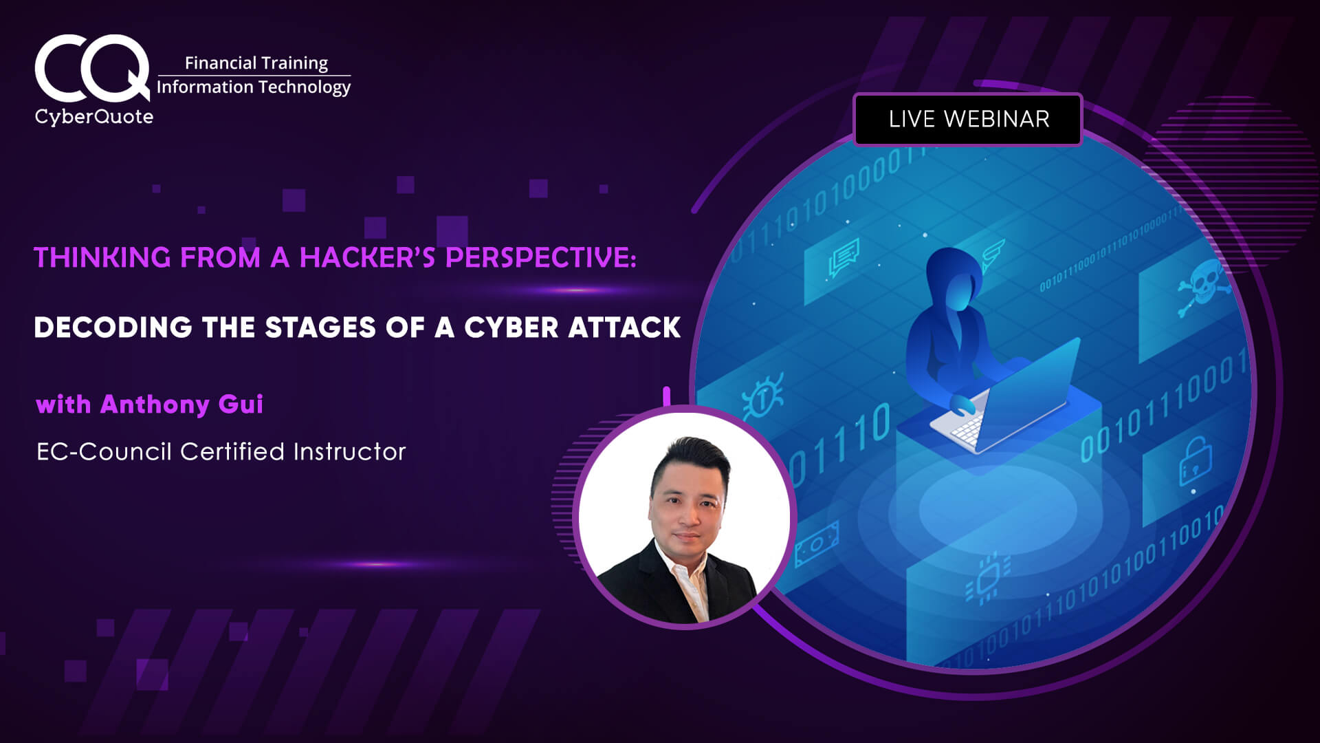 Decoding the Stages of a Cyber Attack AG Digital Links Cover