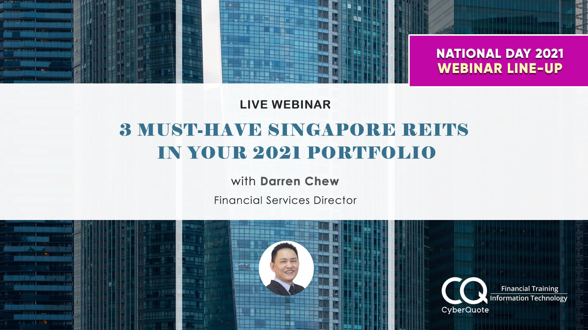 3 Must Have Singapore REITs Digital Links Cover National Day