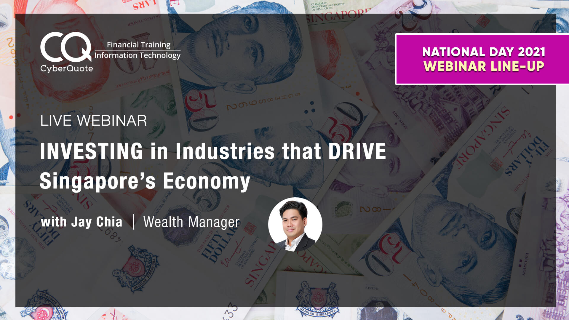 Investing in Industries that Drive Digital Links Cover National Day