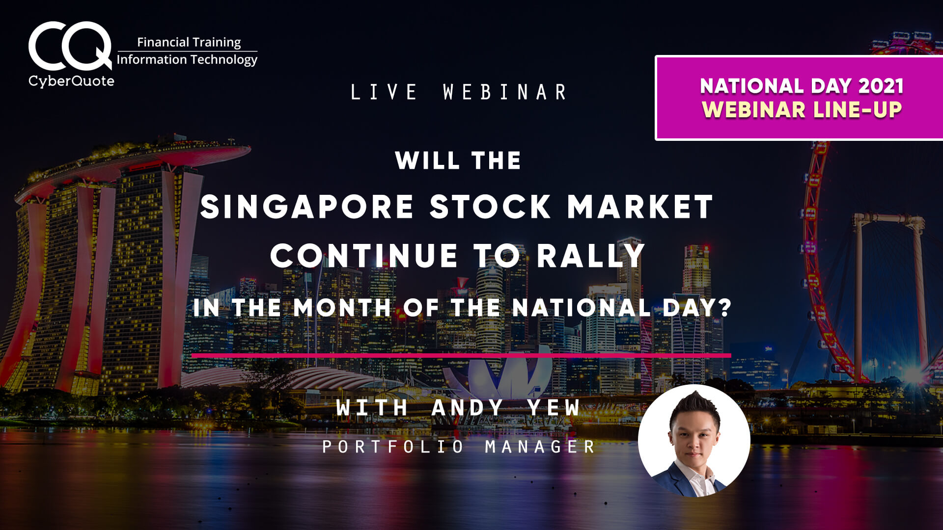 Will the Singapore Stock Market Continue to Rally Digital Links Cover National Day