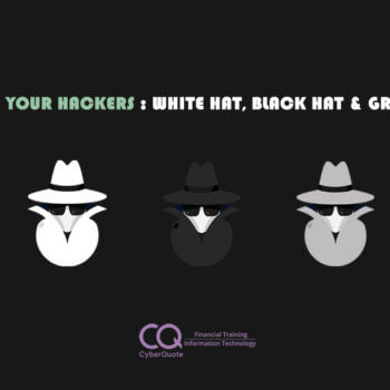 Know Your Hackers White Hat Black Hat Grey Hat Thumbnail