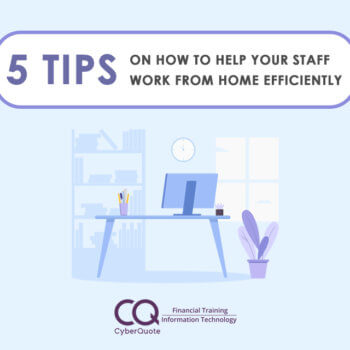 5 Tips on How to Help Your Staff Work From Home Efficiently Thumbnail