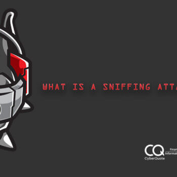 What is a Sniffing Attack Thumbnail