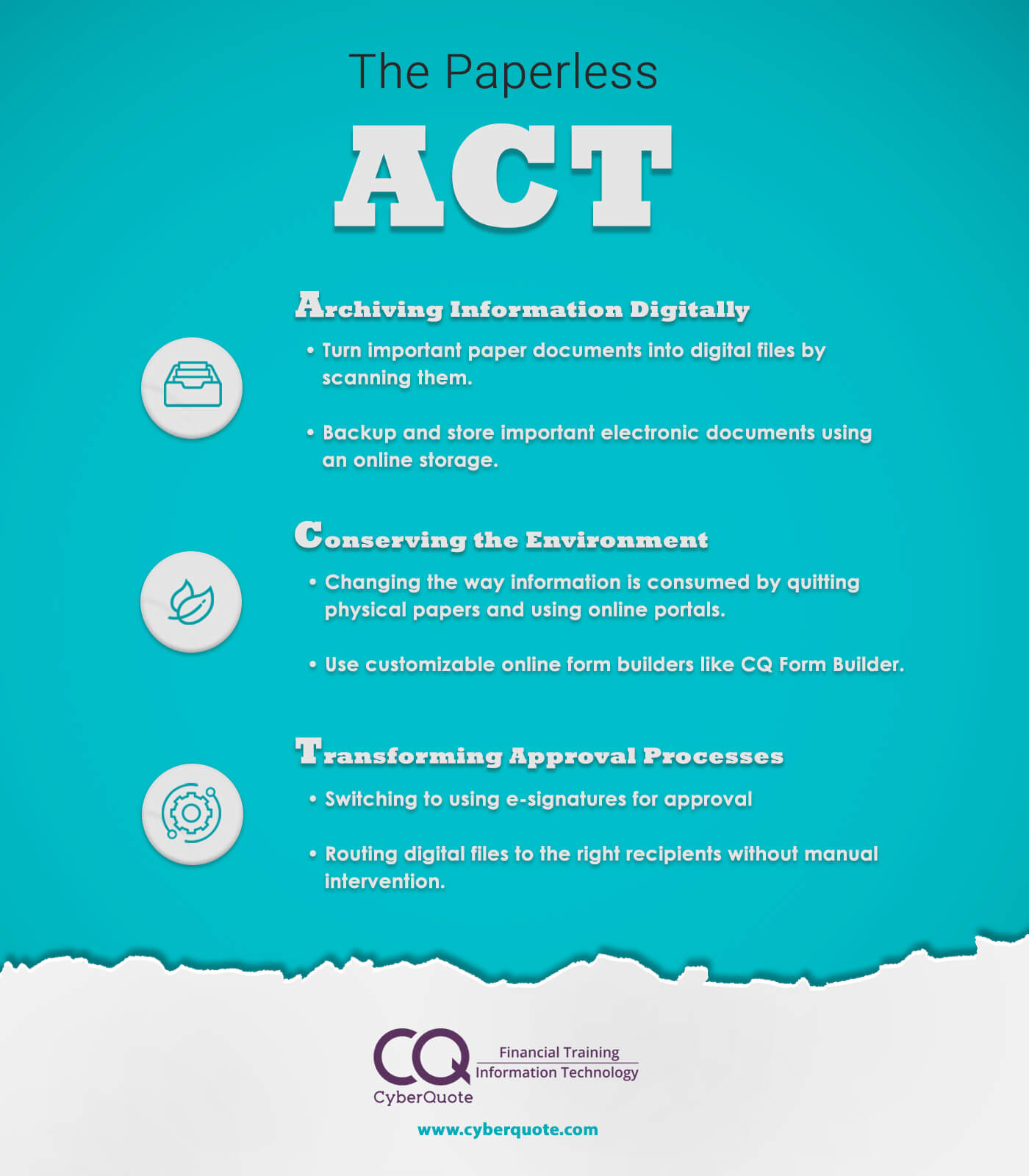 The Paperless Act