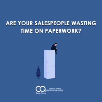 Are Your Salespeople Wasting Time on Paperwork Thumbnail