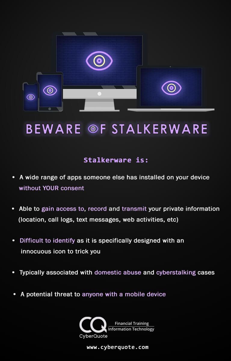 Beware of Stalkerware