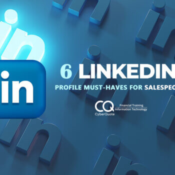 6 Linkedin Profile Must Haves for Salespeople Thumbnail