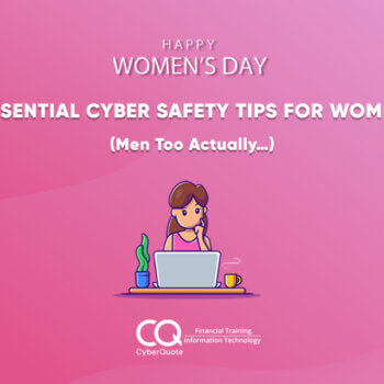 Essential Cyber Safety Tips for Women Thumbnail