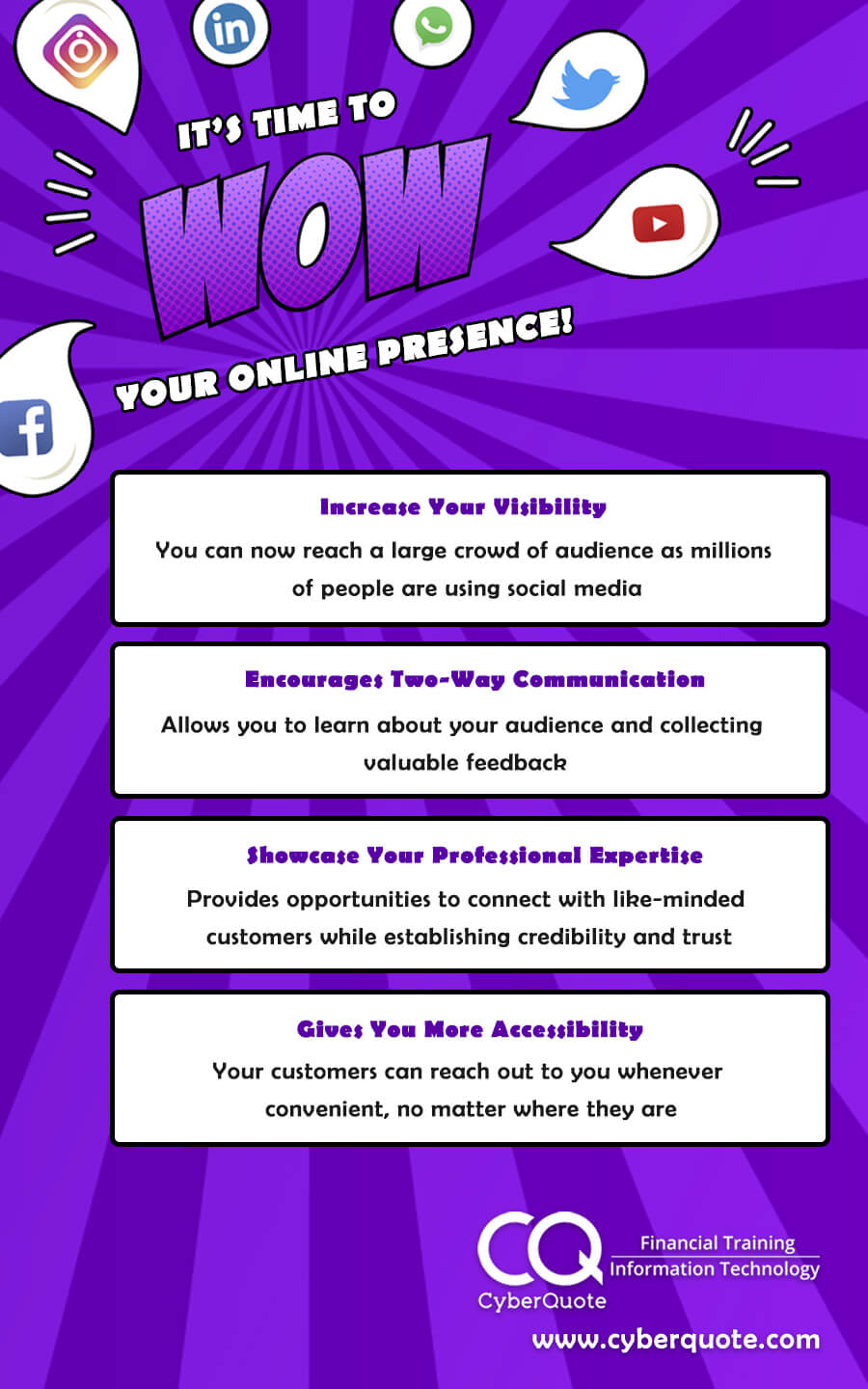 Its Time to Wow Your Online Presence